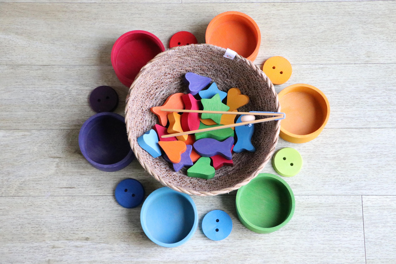 Matériel Montessori idées