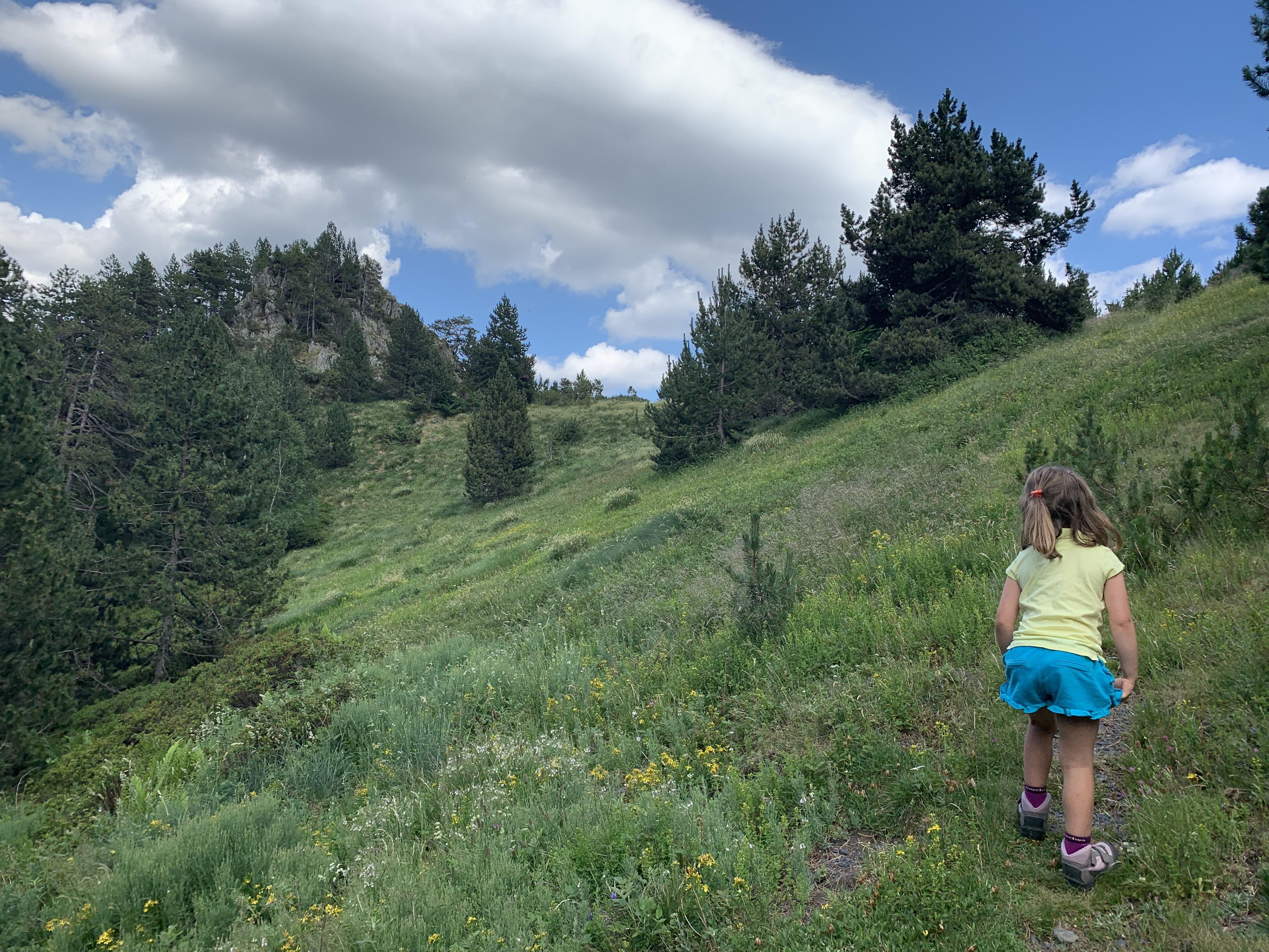 Randonner en famille à la montagne: retour d'expérience et conseils