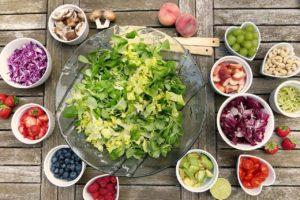 aliments crus pour le microbiote et immunité