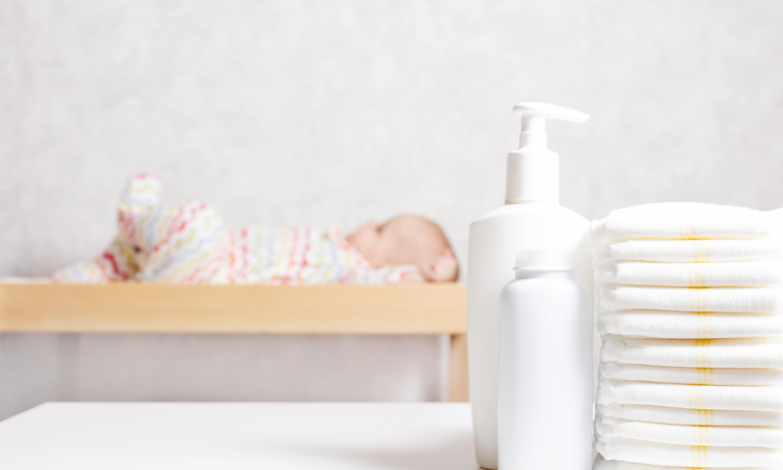 produits sains bébé